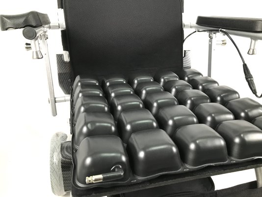 Almofada de ar Air Basic Anti escaras Cadeira de rodas Divinità