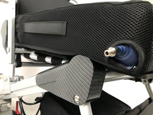 Almofada de ar Air Cell anti escaras cadeira de rodas Divinità