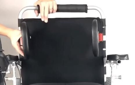 Apoio de tronco cadeira de rodas Divinità.