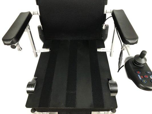 Base rígida cadeira de rodas Divinità Curta