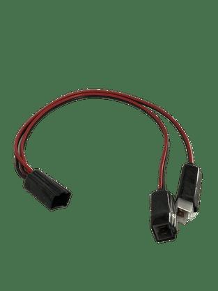 Cabo conector para uso de baterias combinadas Divinità