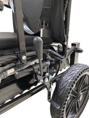 Cadeira de Rodas Dobrável Motorizada Escaladora Escalate