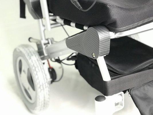 Carenagem diânteira direita cadeira de rodas Divinità