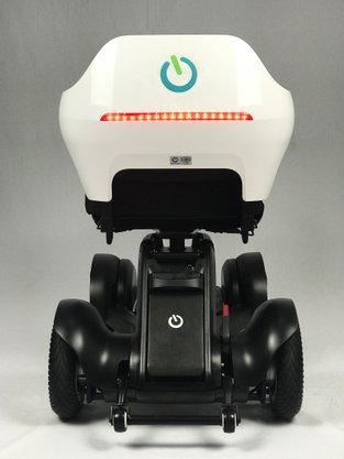 Scooter Motorizada elétrica SuperA