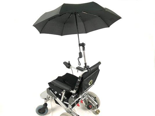 Suporte para Guarda-chuva Cadeira de rodas Divinità