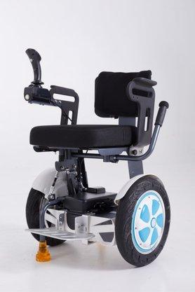 Veículo pessoal motorizado de duas rodas Lunna