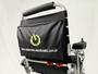 Capa estofada com bolso Cadeira de rodas Divinità